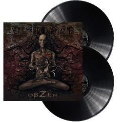 Meshuggah - Obzen - DOUBLE LP Gatefold