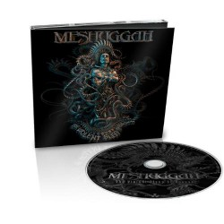 Meshuggah - The Violent Sleep Of Reason - CD DIGIPAK