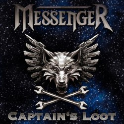 Messenger - Captain's Loot - CD DIGIPAK
