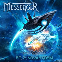 Messenger - StarWolf (Pt. 2: Novastorm) - CD DIGIPAK