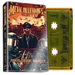 Metal Allegiance - Volume II: Power Drunk Majesty - CASSETTE