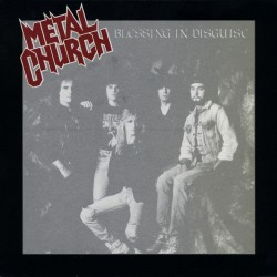 Metal Church - Blessing In Disguise - CD