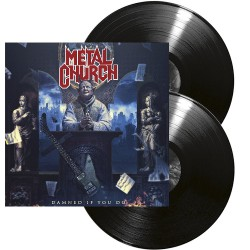 Metal Church - Damned If You Do - DOUBLE LP Gatefold