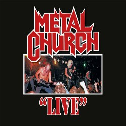 Metal Church - Live - LP Gatefold Coloured