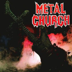 Metal Church - Metal Church - LP