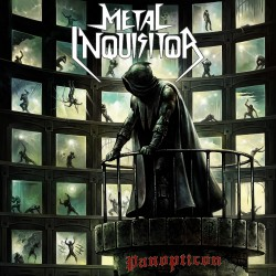 Metal Inquisitor - Panopticon - CD DIGIPAK