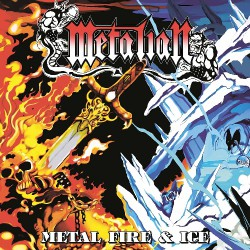 Metalian - Metal, Fire & Ice - CD