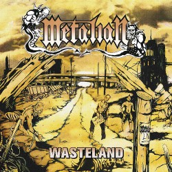 Metalian - Wasteland - CD