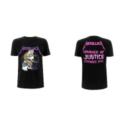 Metallica - Damage Hammer - T-shirt (Men)