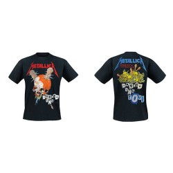 Metallica - Damage Inc - T-shirt (Men)