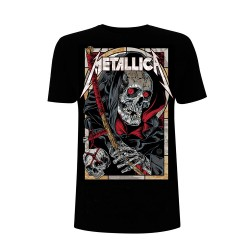 Metallica - Death Reaper - T-shirt (Men)