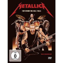 Metallica - For Whom The Bell Tolls - DOUBLE DVD