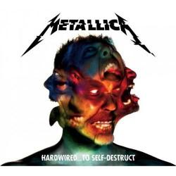 Metallica - Hardwired...To Self-Destruct - 2CD DIGIPAK