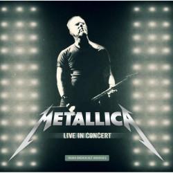 Metallica - Live in Concert - CD