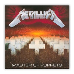 Metallica - Master Of Puppets [remastered] - CD DIGISLEEVE