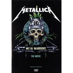 Metallica - Metal Warriors - DVD + CD