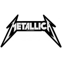 Metallica - Shaped Logo - Patch