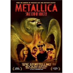 Metallica - Some Kind Of Monster - DOUBLE DVD
