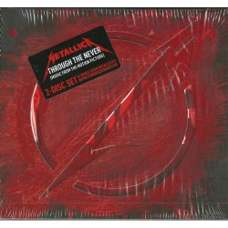 Metallica - Through The Never - 2CD DIGIPAK