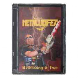 Metalucifer - Bulldozing It True - DVD + CD