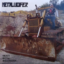 Metalucifer - Heavy Metal Bulldozer - 2 x 2LP Gatefold Coloured + DVD