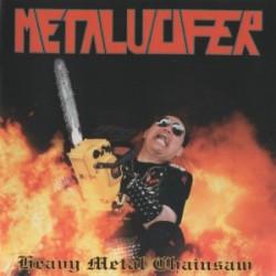 Metalucifer - Heavy Metal Chainsaw - CD