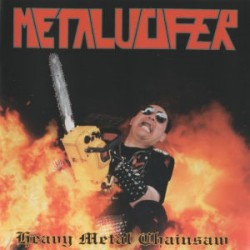 Metalucifer - Heavy Metal Chainsaw - LP Gatefold