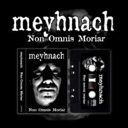Meyhnach - Non Omnis Moriar - CASSETTE