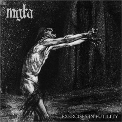 Mgla - Exercises In Futility - LP