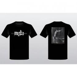 Mgla - Exercises In Futility - T-shirt (Men)