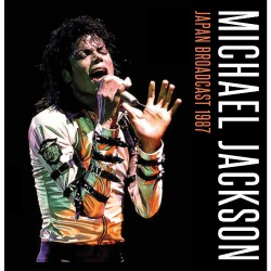Michael Jackson - Japan Broadcast 1987 - DOUBLE LP