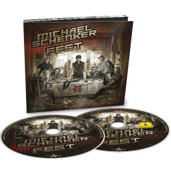 Michael Schenker Fest - Resurrection - CD + DVD Digipak