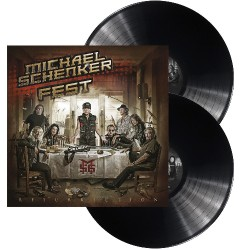 Michael Schenker Fest - Resurrection - DOUBLE LP Gatefold