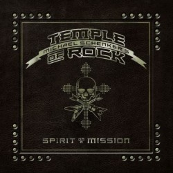 Michael Schenker's Temple Of Rock - Spirit On A Mission - CD