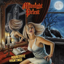 Midnight Priest - Aggressive Hauntings - CD