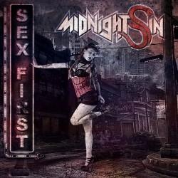 Midnight Sin - Sex First - CD