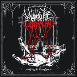 Milking The Goatmachine - Milking In Blasphemy - CD DIGIPAK