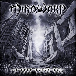 Mindwarp - A Cold Black Day - CD