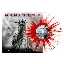 Ministry - Amerikkkant - LP Gatefold Coloured