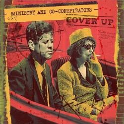 Ministry - Cover Up - CD DIGIPAK