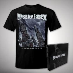 Misery Index - Bundle 4 - Digibox + T-shirt bundle (Men)