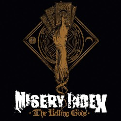 Misery Index - The Killing Gods - CD