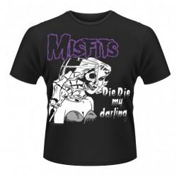Misfits - Die Die My Darling - T-shirt (Men)