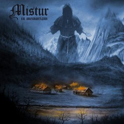 Mistur - In Memoriam - DOUBLE LP Gatefold