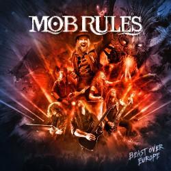 Mob Rules - Beast Over Europe - CD DIGIPAK