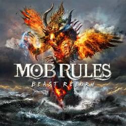Mob Rules - Beast Reborn - DOUBLE LP GATEFOLD COLOURED + CD
