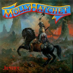Molly Hatchet - Justice - DOUBLE LP Gatefold
