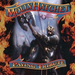Molly Hatchet - Paying Tribute - CD DIGIPAK