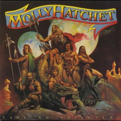 Molly Hatchet - Take No Prisoners - LP