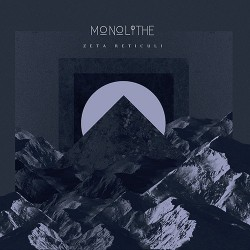 Monolithe - Zeta Reticuli - CD DIGIPAK